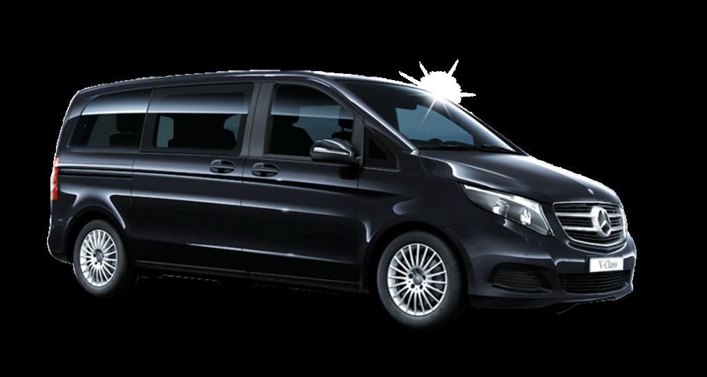 Mercedes Vito or Class V